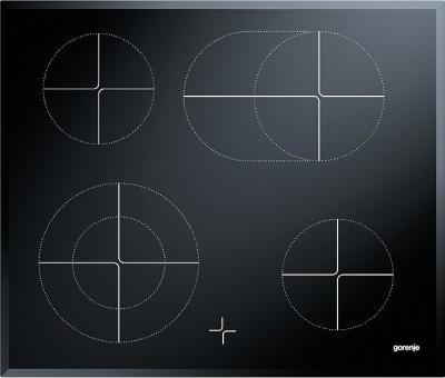 Электрическая варочная панель Gorenje ECD620AC - общий вид