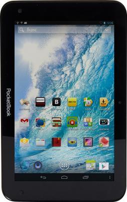 Планшет PocketBook SURFpad 2 (Dark Indigo) - фронтальный вид