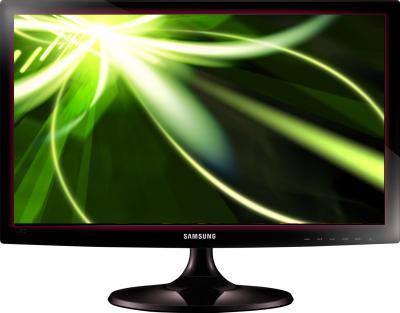Монитор Samsung S20C300BL (LS20C300BL/CI) - фронтальный вид