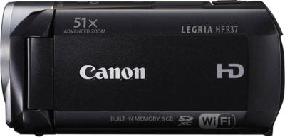Видеокамера Canon LEGRIA HF R37 - вид сбоку