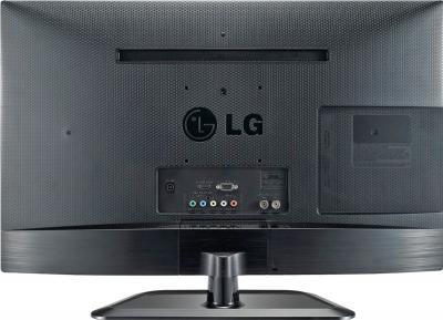 Телевизор LG 22LN450U - вид сзади
