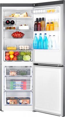 Холодильник с морозильником Samsung RB29FERNDSA/WT - камеры хранения
