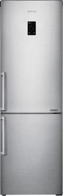 Холодильник с морозильником Samsung RB30FEJNDSA/WT - вид спереди