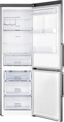 Холодильник с морозильником Samsung RB30FEJNDSA/WT - внутренний вид
