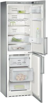 Холодильник с морозильником Siemens KG39NAI20R - в раскрытом состоянии