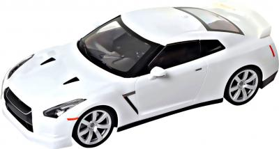 Радиоуправляемая игрушка MJX NISSAN GT-R R35 (Белая) - общий вид
