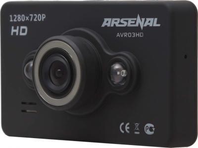 Автомобильный видеорегистратор Arsenal AVR03HD - общий вид