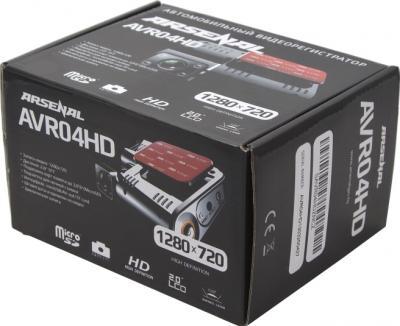 Автомобильный видеорегистратор Arsenal AVR04HD - коробка