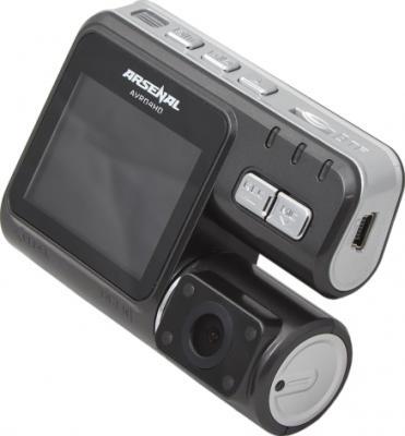 Автомобильный видеорегистратор Arsenal AVR04HD - дисплей