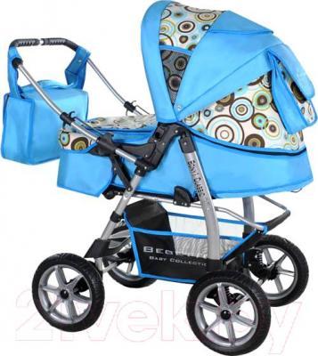 Детская универсальная коляска Bebetto Bono Classic (SK) (S5) - общий вид