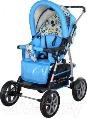 Детская универсальная коляска Bebetto Bono Classic (SK) (S5) - прогулочная