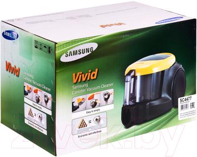 Пылесос Samsung SC4477 (VCC4477S3R/XEV)