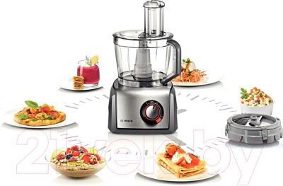 Кухонный комбайн Bosch MCM68885 - различные возможности