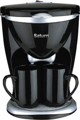 Капельная кофеварка Saturn ST-CM0173 (Black) - общий вид