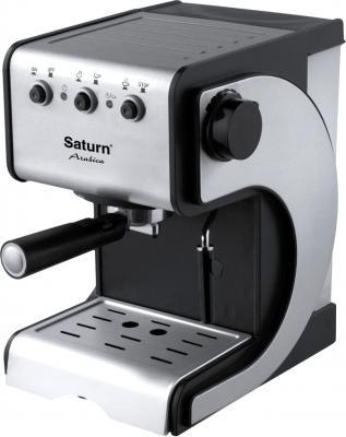 Кофеварка эспрессо Saturn ST-CM7089 - общий вид