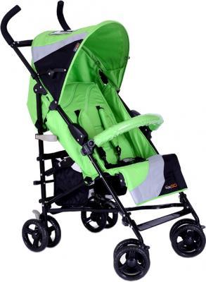 Детская прогулочная коляска EasyGo Holiday (лайм) - общий вид