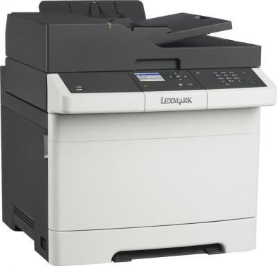 МФУ Lexmark CX410e - общий вид