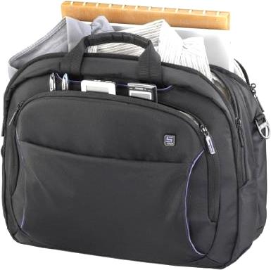 Сумка для ноутбука Sumdex NON-253 (черный) - общий вид