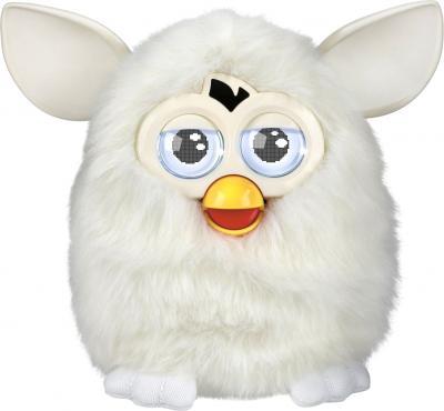 """Интерактивная игрушка Hasbro """"Furby"""" Холодная волна (белая) - общий вид"""