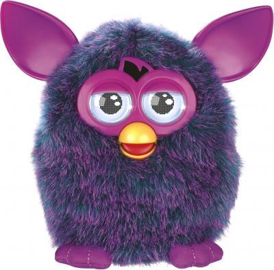 """Интерактивная игрушка Hasbro """"Furby"""" Теплая волна (фиолетовая) - общий вид"""