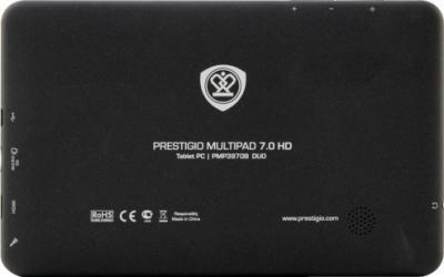Планшет Prestigio MultiPad 7.0 HD (PMP3970B_DUO) - вид сзади