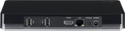 Медиаплеер LG SP820 - вид сзади