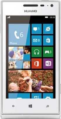 Смартфон Huawei Ascend W1 White - общий вид