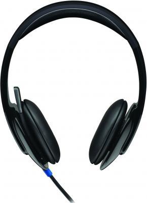 Наушники Logitech USB Headset H540 (981-000480) - общий вид
