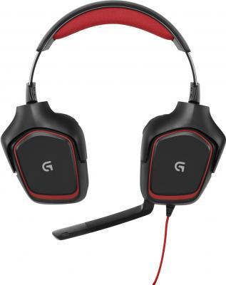 Наушники-гарнитура Logitech G230 Gaming Headset (981-000540) - общий вид