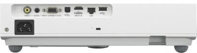Проектор Sony VPL-DX145 - вид сзади