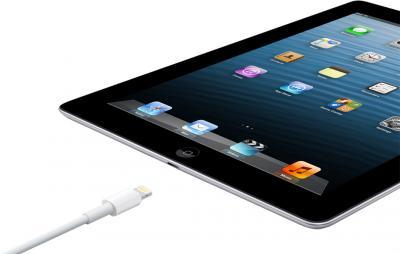 Планшет Apple iPad 4 32GB 4G Black (MD523TU/A) - общий вид