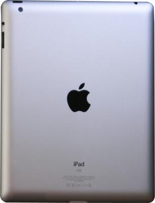 Планшет Apple iPad 4 32GB 4G Black (MD523TU/A) - вид сзади