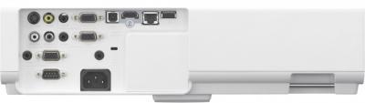 Проектор Sony VPL-EW225 - вид сзади