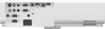 Проектор Sony VPL-EW245 - вид сзади