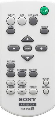 Проектор Sony VPL-EW245 - пульт ДУ