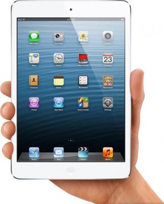 Планшет Apple iPad mini 32GB 4G / (MD544TU/A (белый) - общий вид