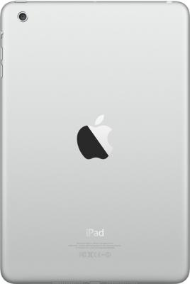 Планшет Apple iPad mini 64GB 4G White (MD545TU/A) - вид сзади