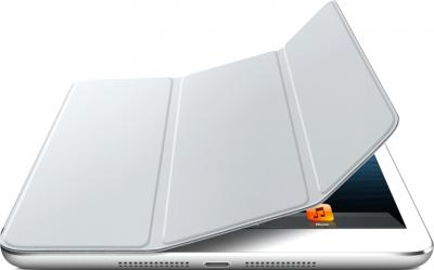Чехол для планшета Apple iPad Mini Smart Cover Light Gray (MD967ZM/A) - гибкая обложка