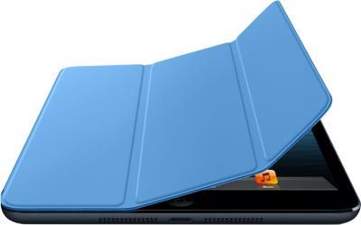 Чехол для планшета Apple iPad Mini Smart Cover Blue (MD970ZM/A) - гибкая обложка