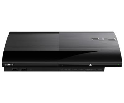 Игровая приставка Sony PlayStation 3 500GB M/GOW Ascention  - вид спереди