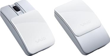 Мышь Sony VGPBMS15/W White - общий вид