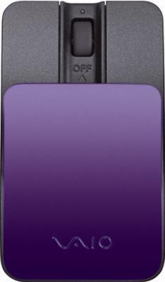 Мышь Sony VGPBMS15/V Blue - общий вид