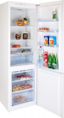 Холодильник с морозильником Nord NRB 220-030 - с открытой дверью