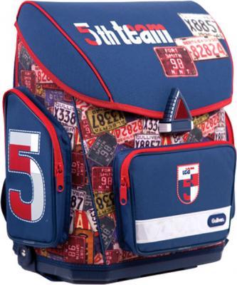Школьный рюкзак Gulliver Пятая Команда (1801BT) - общий вид