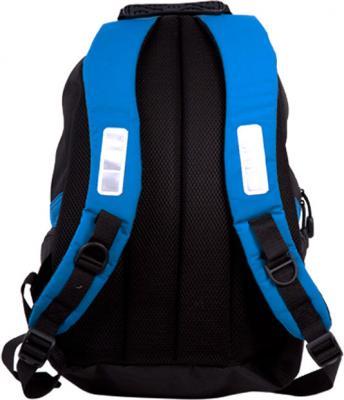 Школьный рюкзак Gulliver Клякса Boy (8809B) - вид сзади