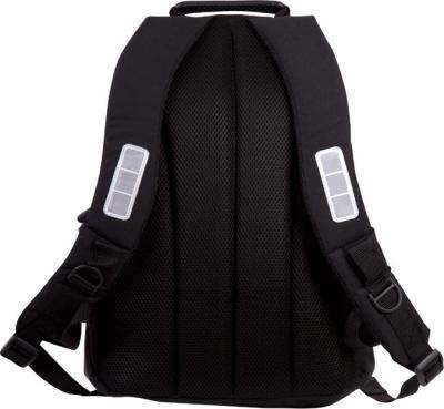 Школьный рюкзак Gulliver Клякса Girl (8809G) - вид сзади