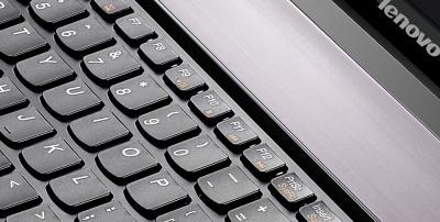 Ноутбук Lenovo G780A (59360037) - клавиатура
