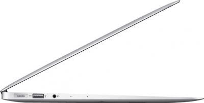 "Ноутбук Apple MacBook Air 11"" (MD711RS/A) - вид сбоку"