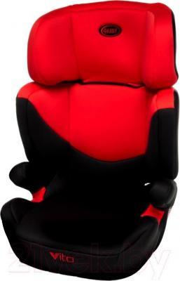 Автокресло 4Baby Vito (красный) - общий вид