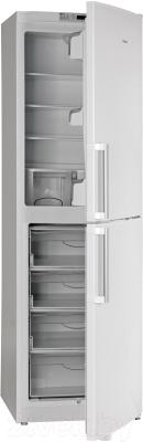 Холодильник с морозильником ATLANT ХМ 6323-100 - с открытой дверью